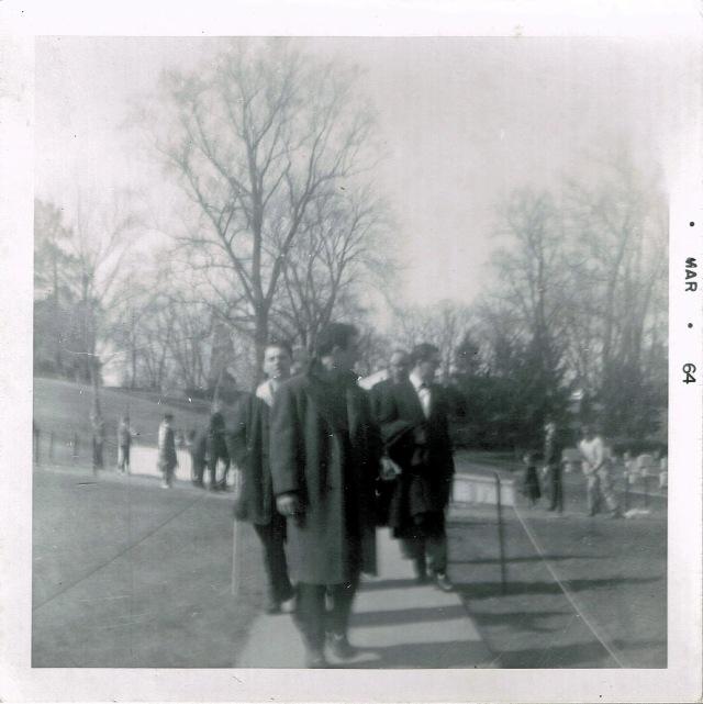 Cossacks at Arlington, 1964